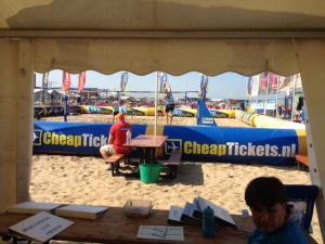 Beachvrijwilligersweekend @ ZUIDERstrand Scheveningen