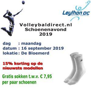 Schoenenavond 2019 @ De Bloemerd