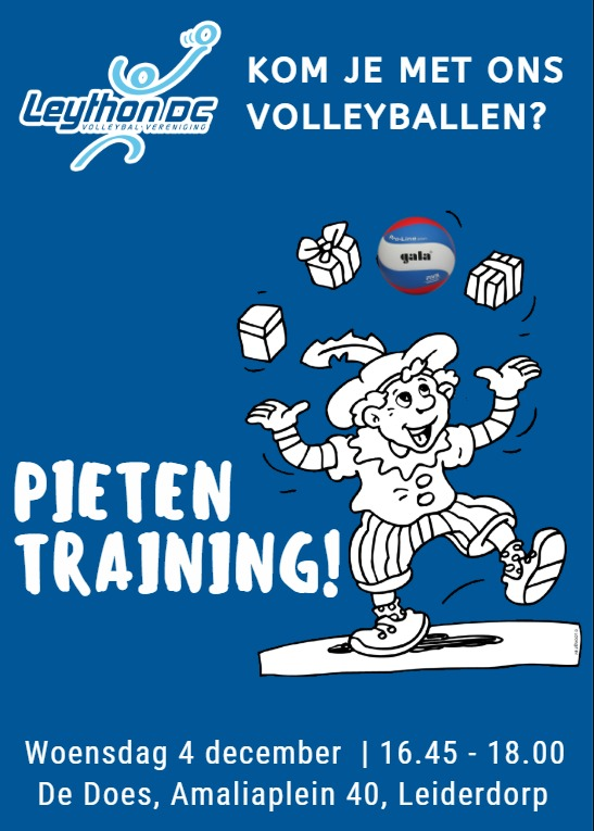 Pietentraining @ De Does