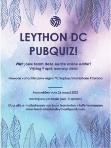 Online Leython Pubquiz